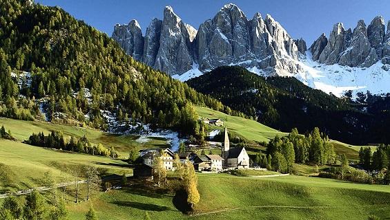 Il Trentino Alto Adige è la regione più attrezzata per soggiorni ...