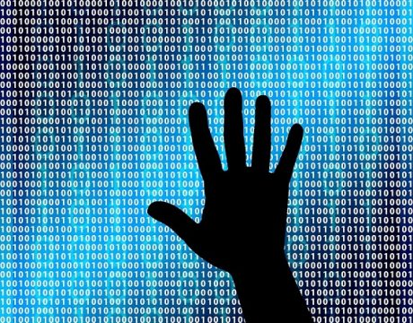 web-virus-cyber
